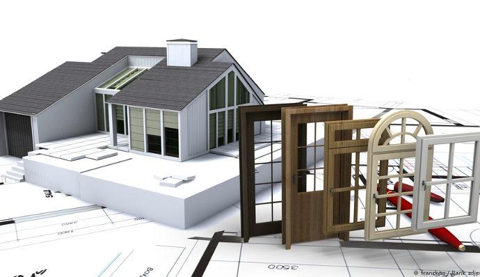 Budowa domu - okna
